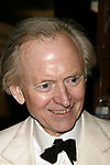 Tom Wolfe attending  the Literacy Partners 20th  Annual Gala,<br />AN EVENING OF READINGS at Lincoln Center, Honoring Tom Brokaw, Tim Russert and Jack Welch.<br />May 3, 2004