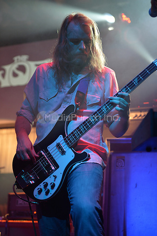 FORT LAUDERDALE, FL - MAY 10: Bryan Richie of The Sword performs at The Culture Room on May 10, 2016 in Fort Lauderdale, Florida. Credit: mpi04/MediaPunch