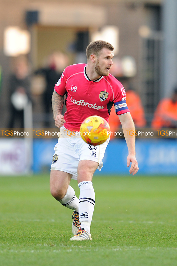 Notts County's Michael O'Connor in action during Barnet vs Notts County, Sky Bet EFL League 2 Football at the Hive Stadium on 26th November 2016