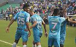 Jaguares venció 1-0 a Deportivo Cali. Fecha 17 Liga Águila I-2018.