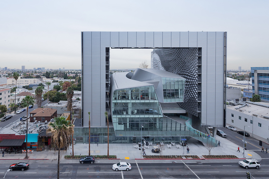 Emerson College Los Angeles 2014 Photo by Iwan Baan