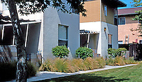 Studio E: Emerald Garden Townhomes, Escondido 2001. (Photo '04)