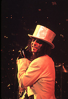 Alice Cooper &quot;Welcome To My Nightmare&quot;<br /> in his white tux and tophat.