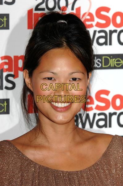 ELAINE TAN.Inside Soap Awards, Gilgamesh, Camden, London, .England, September 24th 2007..portrait headshot.CAP/PL.©Phil Loftus/Capital Pictures