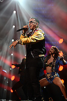 MIAMI, FL - NOVEMBER 5: Daddy Yankee at iHeartRadio Fiesta Latina 2016 at The American Airlines Arena on November 5, 2016. Credit: mpi04/MediaPunch