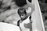 Wayne 'Rabbit' Bartholomew (AUS) at the 1979 Rip Curl Pro at Bells Beach, Torquay, Victoria, Australia. Photo: joliphotos.com
