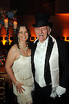 Stacey and Bill Ensell at the SPA's Forever Paris Gala at the Wortham Theater Saturday March 29, 2014.(Dave Rossman photo)