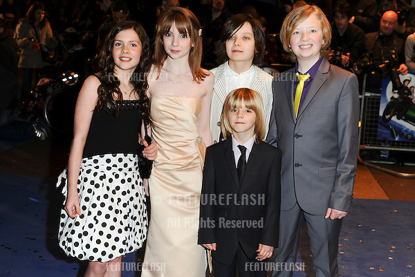 Nanny Mcphee And The Big Bang Premiere Featureflash Photo Agency