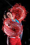 METAMORPHOSES 2007  ....Choregraphie : FLAMAND Frédéric et les danseurs du BNM..Compagnie : Ballet National de Marseille..Decor : Humberto et Fernando Campana..Costumes : Humberto et Fernando Campana..Avec :..BOUTET Delphine..CAVAILLE Marion..CHRISTL Katharina..COURCHEL Simon..ENDO Yasuyuki..GIOTTA Vito..HARRIAGUE Martin..KINOSHITA Yoshiko..KATO Nonoka..MARIE Nathanael..MARTINEZ Angel..PACE Valentina..Lieu : scene du jardin de l'Eveche..Ville : Uzes..Uzesdanse festival..Le : 13 06 2009..© Laurent Paillier / www.photosdedanse.com..All rights reserved