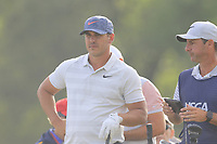 Brooks Koepka (USA) on the 9th tee during Friday's Round 2 of the 118th U.S. Open Championship 2018, held at Shinnecock Hills Club, Southampton, New Jersey, USA. 15th June 2018.<br /> Picture: Eoin Clarke | Golffile<br /> <br /> <br /> All photos usage must carry mandatory copyright credit (&copy; Golffile | Eoin Clarke)