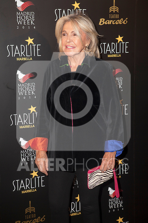 Beatriz de Orlean attends Starlite 2015 presentation party at the Barcelo Theater on November 26, 2014 in Madrid, Spain.(ALTERPHOTOS / Nacho Lopez)