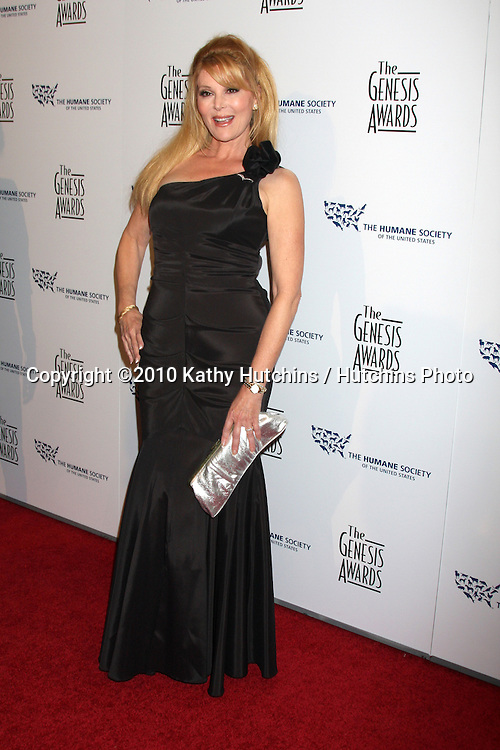 Audrey Landers.at the Genesis Awards 2010 .Beverly Hilton Hotel.Los Angeles, CA.March 20, 2010.©2010 Kathy Hutchins / Hutchins Photo....