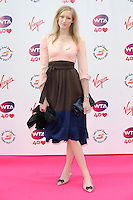 NON EXCLUSIVE PICTURE: PAUL TREADWAY / MATRIXPICTURES.CO.UK<br /> PLEASE CREDIT ALL USES<br /> <br /> WORLD RIGHTS<br /> <br /> British model and presenter Jade Parfitt attending the WTA Pre Wimbledon Party, at London's Kensington Roof Gardens.<br /> <br /> 20th JUNE 2013<br /> <br /> REF: PTY 134225