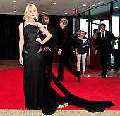 Beth Behrs arrives for the 2013 White House Correspondents Association Annual Dinner at the Washington Hilton Hotel on Saturday, April 27, 2013..Credit: Ron Sachs / CNP.(RESTRICTION: NO New York or New Jersey Newspapers or newspapers within a 75 mile radius of New York City)