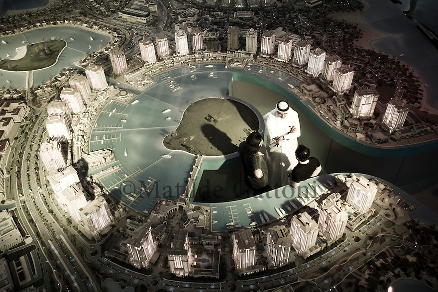 Qatar - Doha - The Pearl Qatar salescenter
