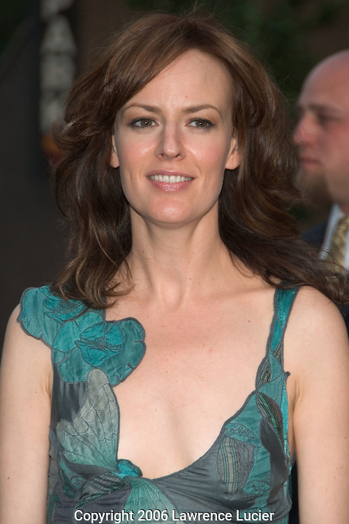 Actor Rosemarie DeWitt arrives at the Fox Network 2006 - 2007 Upfront May 19, 2006, at Gustavinos in New York City. (Pictured : Rosemarie DeWitt).