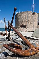 Europe/France/Provence -Alpes-Cote d'Azur/83/Var/Saint-Tropez: La Tour du Portalet XV ème siècle au port