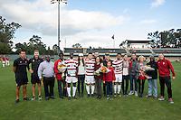 Stanford Soccer M vs Washington , October 30, 2016