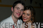 St Senan's NYE Party: Enjoying the NYE party held at St Senan's Clubhouse, Mountcoal, Listowel  were  Jason Browne & Aoife Hannon , Listowel