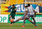 La Equidad igualó como local 0-0 ante Tigres. Fecha 13 Liga Águila I-2017.