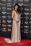Sara Salamo attends to 33rd Goya Awards at Fibes - Conference and Exhibition  in Seville, Spain. February 02, 2019. (ALTERPHOTOS/A. Perez Meca)