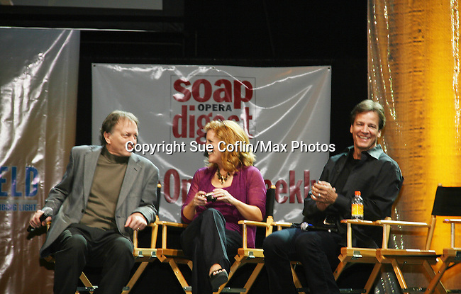 On stage - Guiding Light Cast  - So Long Springfield celebrating 7 wonderful decades of Guiding Light Event - come to see fans at Mohegan Sun, Uncasville, Ct on March 7, 2010. (Photo by Sue Coflin/Max Photos)