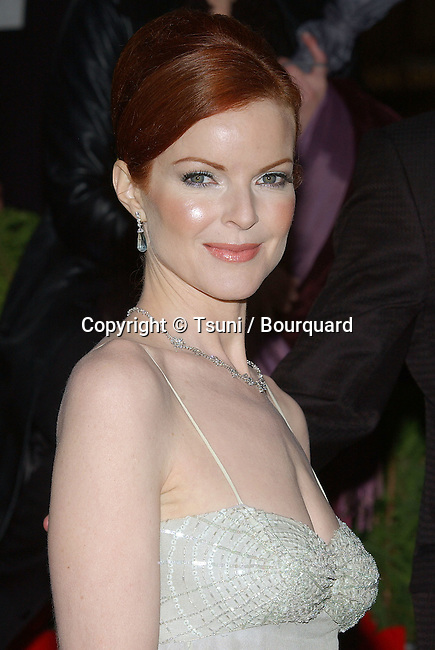 Marcia Cross at the People Choice Awards at the Pasadena Civic Auditorium in Los Angeles. January 9, 2005.