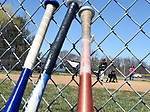Kids practice on one of the bll fields,   Saturday, April 21, 2018, during the opening day of Suffield little league. (Jim Michaud / Journal Inquirer)
