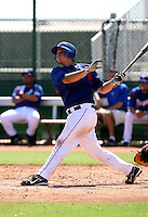 Jose Felix / Texas Rangers 2008 Instructional League..Photo by:  Bill Mitchell/Four Seam Images