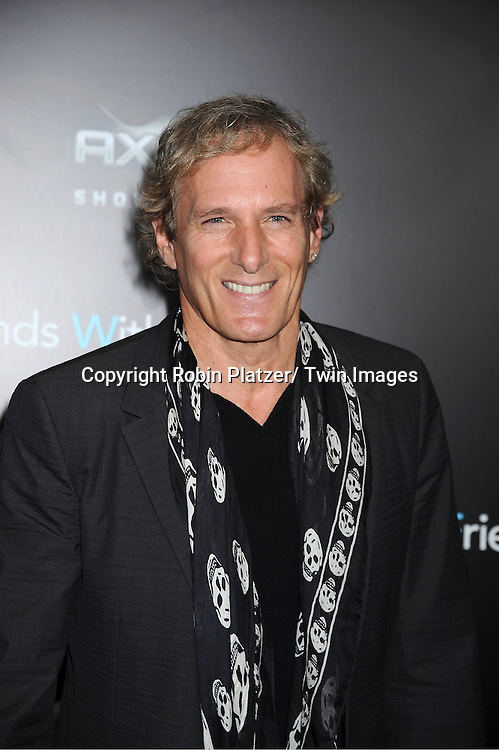 "Michael Bolton attending the New York Premiere of ""Freinds With Benefits"" on July 18, 2011 at The Ziegfeld Theatre in New York City. The movie stars Justin Timberlake, Mila Kunis, Emma Stone, Patricia Clarkson, Jenna Elfman and Bryan Greenberg."