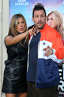 "LOS ANGELES - JUN 10:  Jennifer Aniston, Adam Sandler at the ""Murder Mystery"" Premiere at the Village Theater on June 10, 2019 in Westwood, CA"