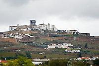Estremoz town. Alentejo, Portugal.