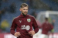 Burnley's Charlie Taylor during the pre-match warm-up <br /> <br /> Photographer Rich Linley/CameraSport<br /> <br /> The Premier League - Burnley v Brighton and Hove Albion - Saturday 8th December 2018 - Turf Moor - Burnley<br /> <br /> World Copyright © 2018 CameraSport. All rights reserved. 43 Linden Ave. Countesthorpe. Leicester. England. LE8 5PG - Tel: +44 (0) 116 277 4147 - admin@camerasport.com - www.camerasport.com