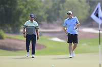 Jordan Smith (ENG) during the preview to the DP World Tour Championship, Jumeirah Golf Estates, Dubai, United Arab Emirates. 19/11/2019<br /> Picture: Golffile | Fran Caffrey<br /> <br /> <br /> All photo usage must carry mandatory copyright credit (© Golffile | Fran Caffrey)