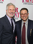 Gerald McCullouch and Michael Greif attend the Broadway Opening Night Performance of 'War Paint' at the Nederlander Theatre on April 6, 2017 in New York City