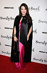 CULVER CITY, CA - OCTOBER 21: TV personality Lisa Vanderpump attends the Dorit Kemsley Hosts Preview Event For Beverly Beach By Dorit at the Trunk Club on October 21, 2017 in Culver City, California.