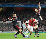 Arsenal vs AC Milan  6th March 2012