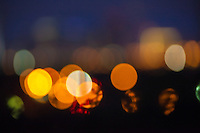 Dallas Bokeh