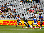 Sevuloni Mocenacagi, Day 1 at Cape Town 7s for HSBC World Rugby Sevens Series 2018, Cape Town, South Africa - Photos Martin Seras Lima