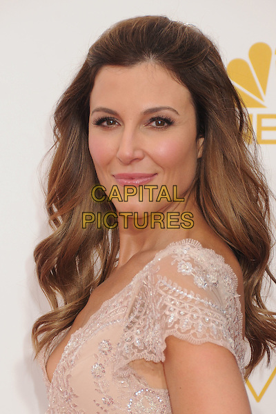 25 August 2014 - Los Angeles, California - Thea Andrews. 66th Annual Primetime Emmy Awards - Arrivals held at Nokia Theatre LA Live. <br /> CAP/ADM/BP<br /> &copy;BP/ADM/Capital Pictures