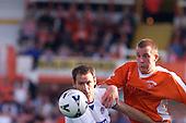 23/09/2000 Football League Division 3 Blackpool v Chesterfield<br /> <br /> 38271 Jaszczun<br /> <br /> &copy; Phill Heywood