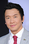 """Chin Han at the premiere of """"Captain America The Winter Soldier"""" held at the El Capitan Theatre in Los Angeles, Ca. March 13, 2014."""