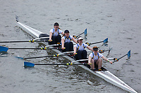 Crew: 230   St Edwards School Boat Club   Championship Girls Quads<br /> <br /> Schools' Head of the River 2018<br /> <br /> To purchase this photo, or to see pricing information for Prints and Downloads, click the blue 'Add to Cart' button at the top-right of the page.