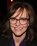 Sally Field attends the cocktail party for the Vineyard Theatre 2016 Gala at the Edison Ballroom on March 14, 2016 in New York City.
