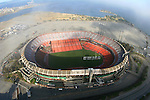 August 5, 2006; San Francisco, CA, USA; Aerial view of Monster Park in San Francisco, CA. Photo by: Phillip Carter