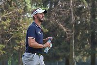 Joost Luiten (NLD) departs the 18 tee during round 2 of the World Golf Championships, Mexico, Club De Golf Chapultepec, Mexico City, Mexico. 3/2/2018.<br /> Picture: Golffile | Ken Murray<br /> <br /> <br /> All photo usage must carry mandatory copyright credit (&copy; Golffile | Ken Murray)