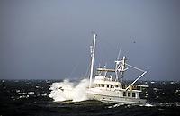 Nordhavn in storm