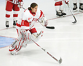 Kerrin Sperry (BU - 1) - The Boston University Terriers defeated the visiting Northeastern University Huskies 3-0 on Tuesday, December 7, 2010, at Walter Brown Arena in Boston, Massachusetts.