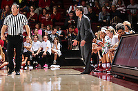 STANFORD, CA - November 18, 2016: Stanford falls to Gonzaga 68-63 at Maples Pavilion.