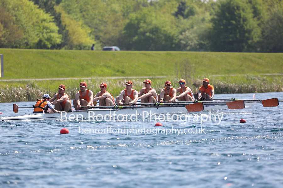 Race: 42  Event: Challenge 8+  Final<br /> <br /> Wallingford Regatta 2018<br /> <br /> To purchase this photo, or to see pricing information for Prints and Downloads, click the blue 'Add to Cart' button at the top-right of the page.